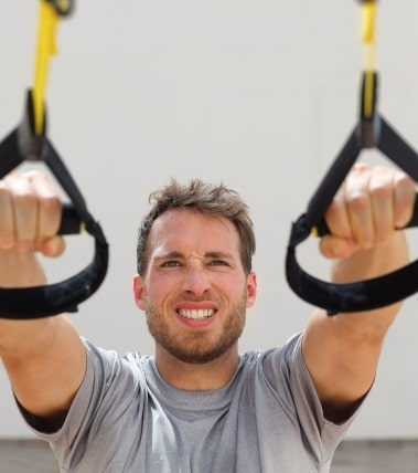 TRX Training (Total Resistance Exercice)